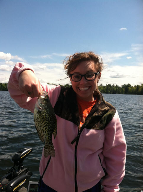 Minocqua wisconsin fishing photos for Vilas county fishing report